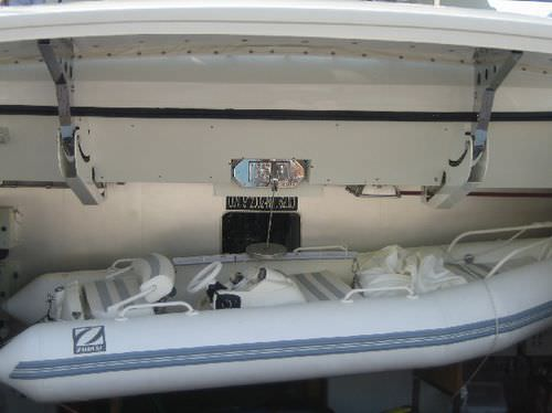 boat hinge / custom