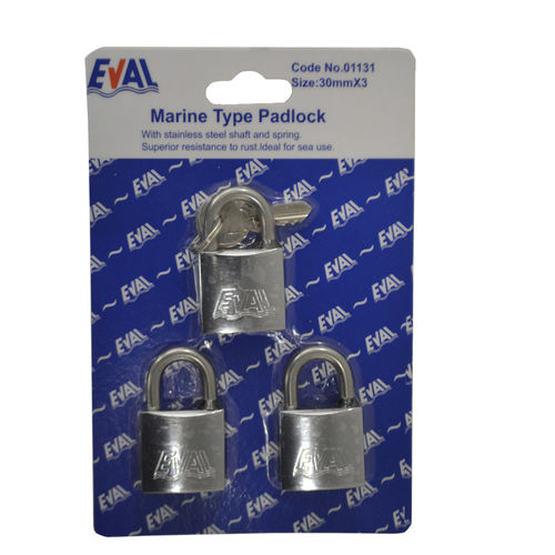 marine padlock