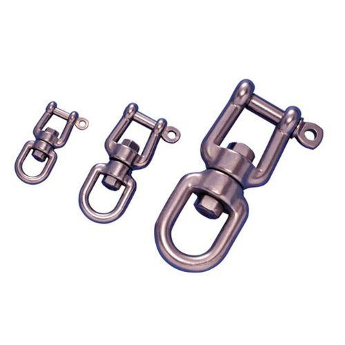 shackle swivel / eye / multi-function / for sailboats