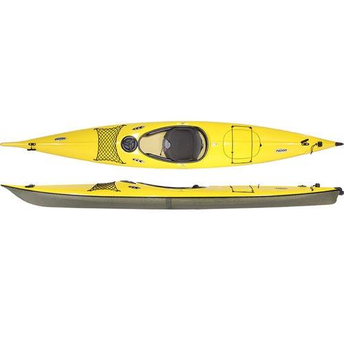 rigid kayak / sea / touring / solo