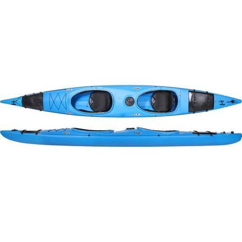 rigid kayak / touring / flatwater / two-seater