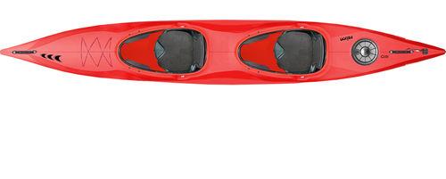 rigid kayak / sea / touring / entry-level