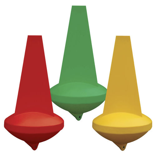 beacon buoy / signaling / channel / with signal light