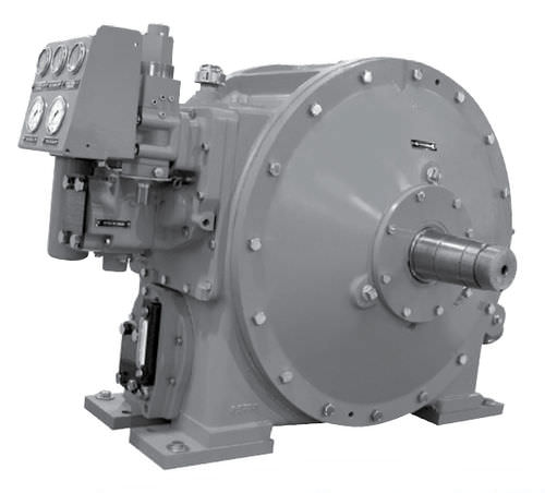 ship reduction gearbox / for boats / engine / with clutch