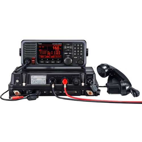 ship transceiver / for boats / SSB / with DSC