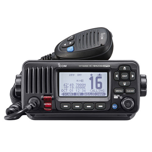 boat radio - Icom France