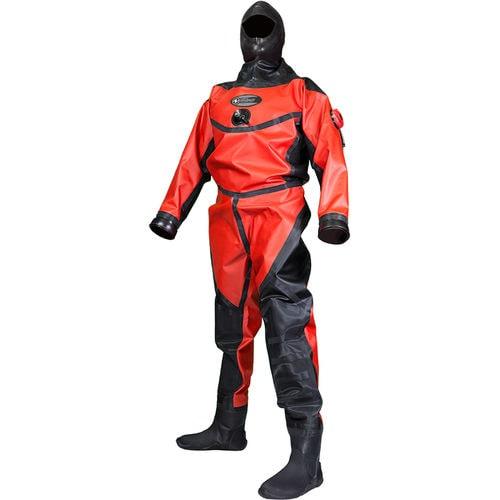 dive suit / rescue / drysuit / one-piece