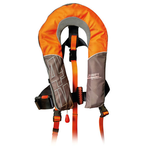 self-inflating life jacket / 150 N / child's