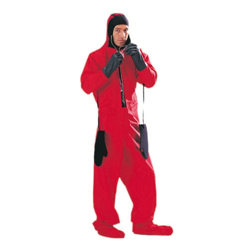 survival wetsuit / with hood / full / other
