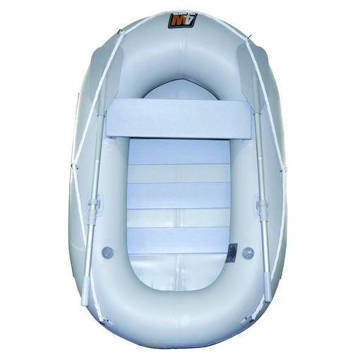 foldable inflatable boat / slatted floor