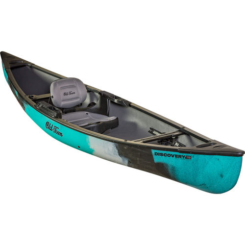 fishing canoe / hunting / solo / polyethylene