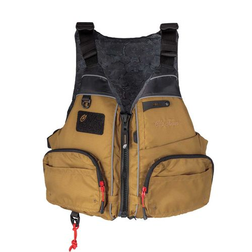 fishing buoyancy aid / for canoes and kayaks / unisex / foam