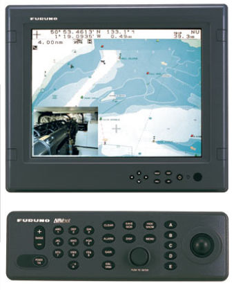 GPS / radar / chart plotter / for boats