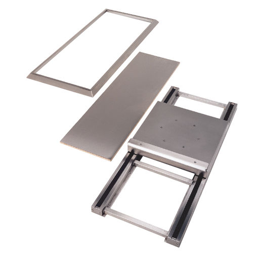 bracket track / for boats / for ships / for pilot seats