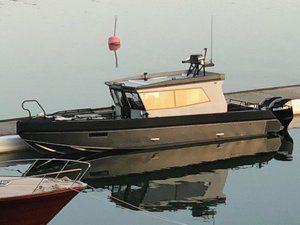 sterndrive express cruiser