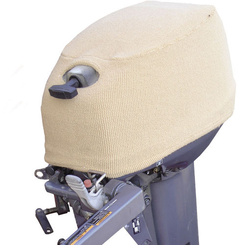 protective cover / for motor boats / outboard motor