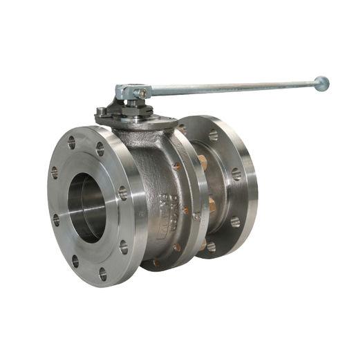 ball marine valve / for ships