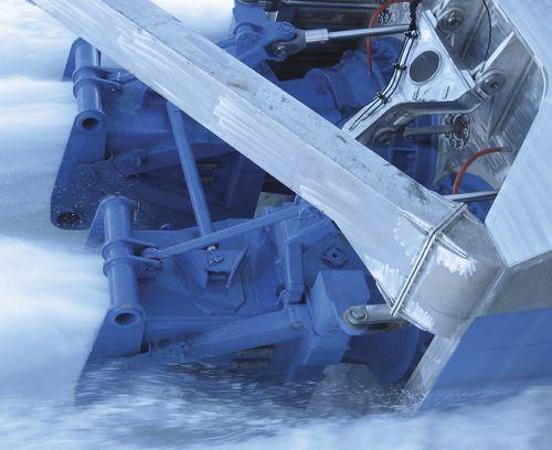 ship water-jet drive