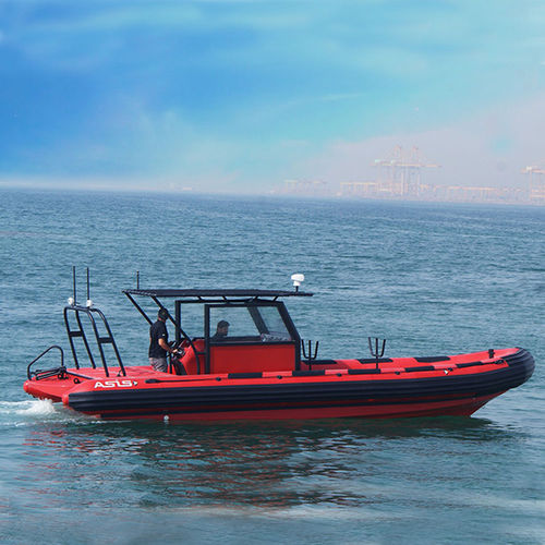 dive support boat professional boat - ASIS BOATS