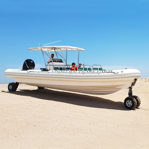 outboard inflatable boat - ASIS BOATS