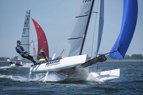 regatta sport catamaran