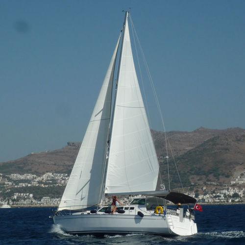 monohull / cruising / deck saloon / 6-berth