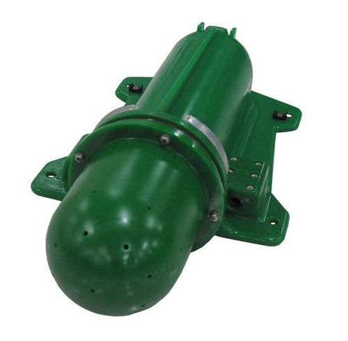 acoustic sensor / for commercial fishing boats / trawl control