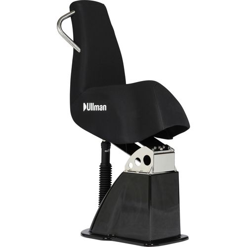 helm seat / jockey / for professional boats / for military vessels