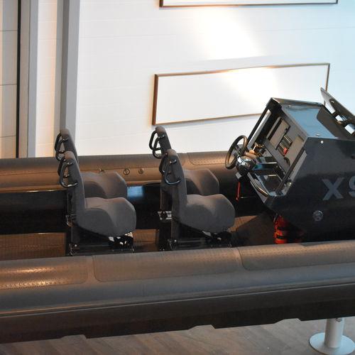helm seat - Ullman Dynamics