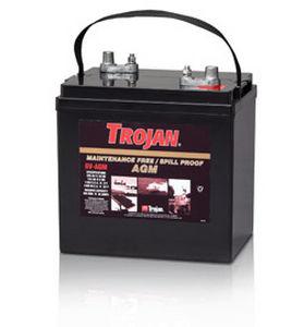 6V marine battery / AGM