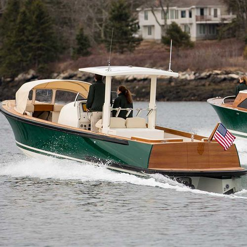 inboard runabout