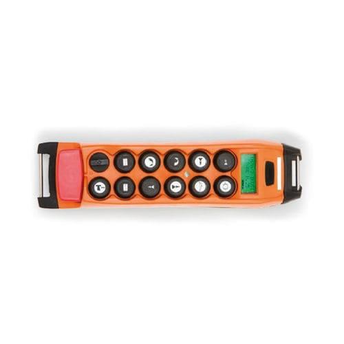 crane radio remote control / shipyard / with buttons