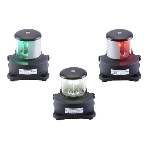 ship navigation light / LED / white / green