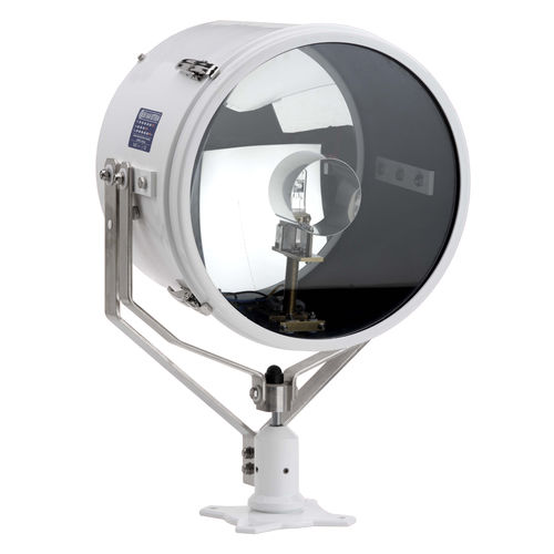 search floodlight / for ships / halogen