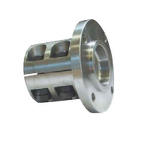 rigid mechanical coupling / for boats / for shafts
