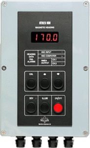 NMEA network connection box for boats