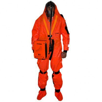 professional flotation suit