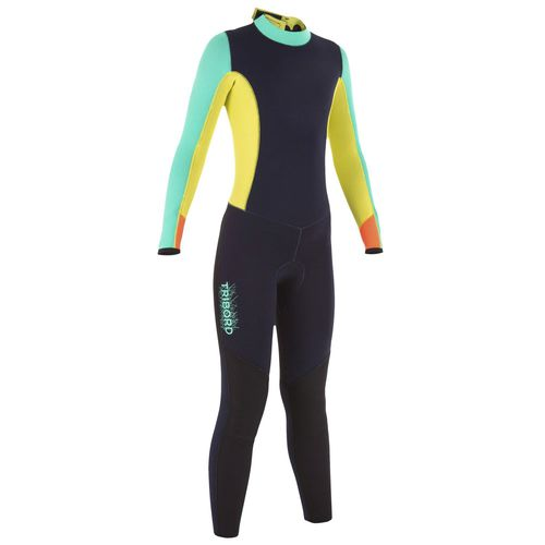 dinghy sailing wetsuit / body / 2 mm / 3 mm