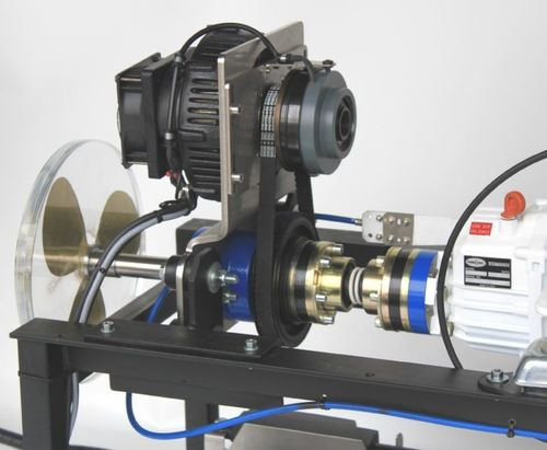 yacht propulsion system / for boats / diesel-electric hybrid
