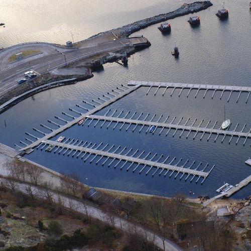 mooring dock - SF Marina