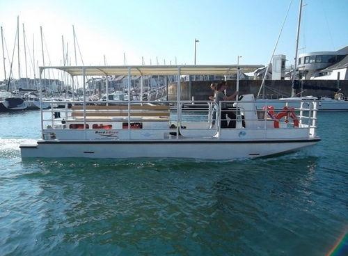 passenger boat professional boat