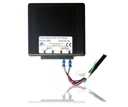 power indicator / for boats / analog / NMEA 2000®