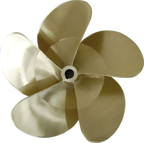 speedboat propeller