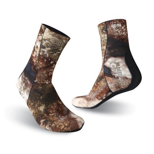 neoprene diving socks / 2.5 mm