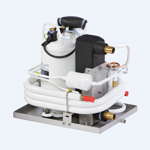 boat air conditioner / for yachts / reversible