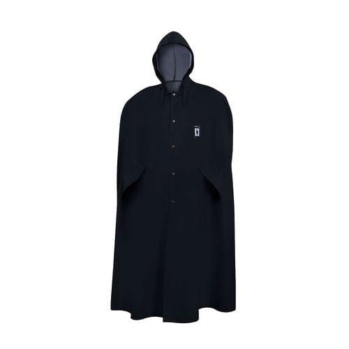 long slicker / hooded