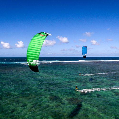 parafoil kitesurf kite
