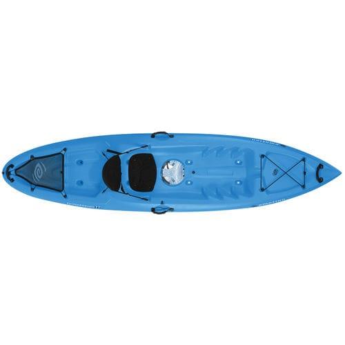 sit-on-top kayak / rigid / recreational / flatwater