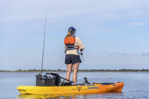 sit-on-top kayak / rigid / recreational / touring