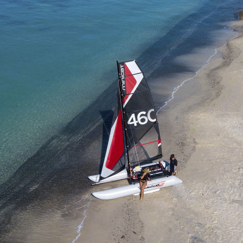 inflatable sport catamaran - MiniCat Worldwide